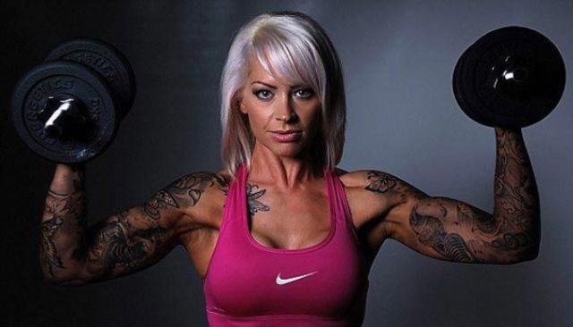 Girl Transforms Her Body from Mushy to Muscly for Her Wedding Day