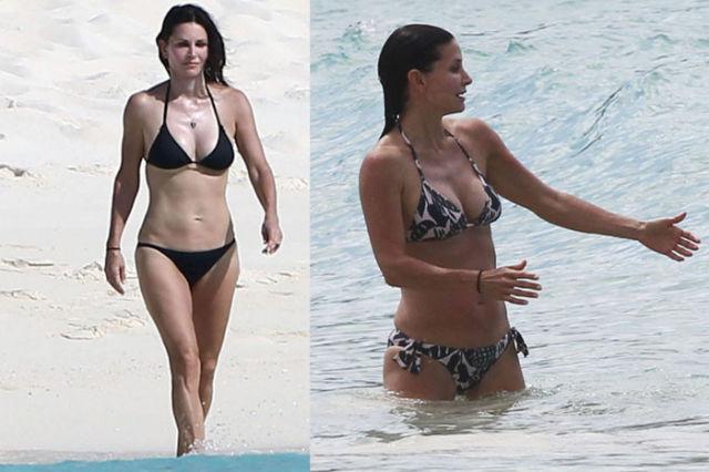 Hollywood's Hottest Bikini Babes