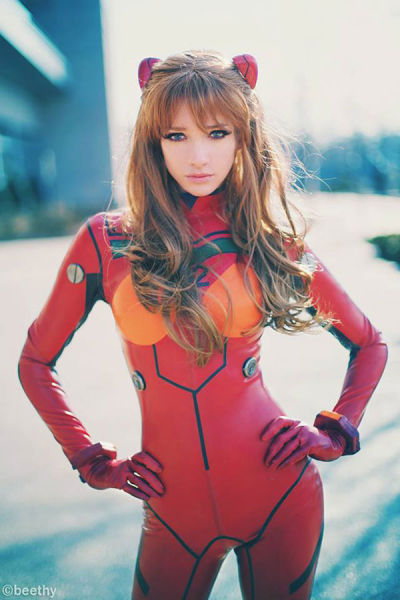 The Sexy Cosplay Girls of Every Nerd