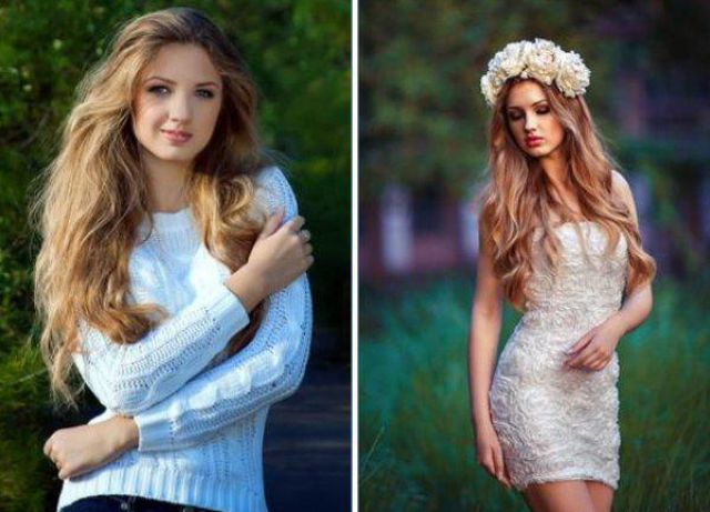 Do You Know What's Similar about These Gorgeous Girls?