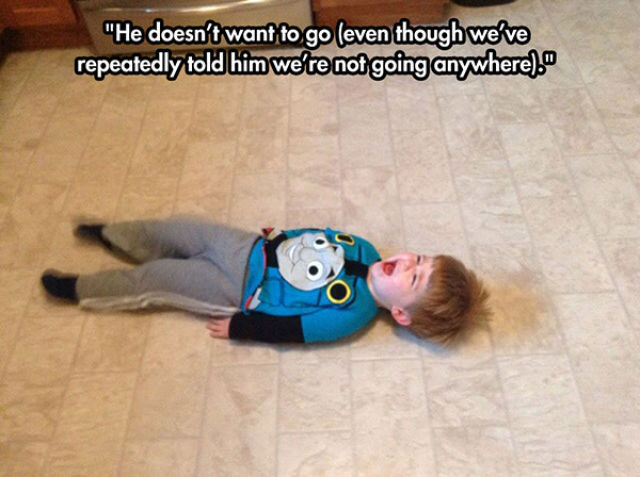 The Everyday Joys of Parenting