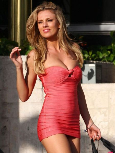Lookout Boys…Here Come the Babes in Tight Dresses