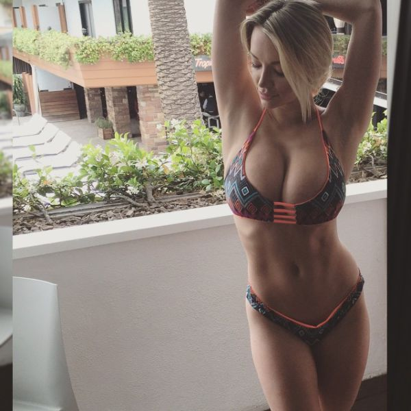 Lindsey Pelas Is Hosting the Hottest BBQ on the Planet