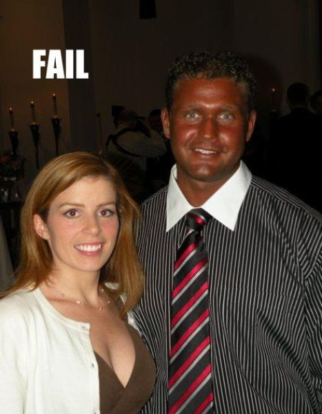 Tans Gone Horribly Wrong