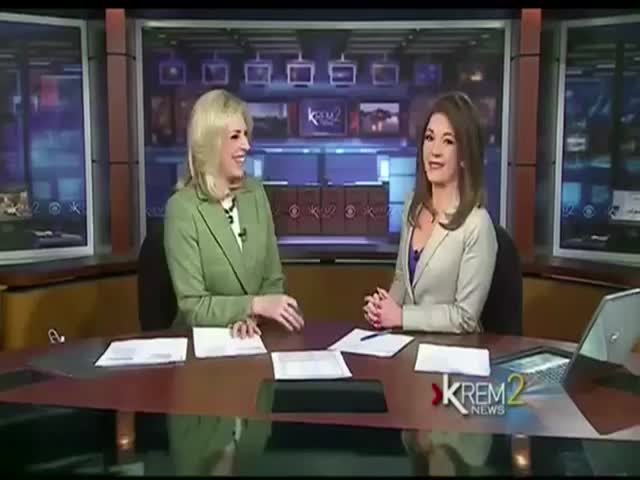 The Sexiest News Bloopers Ever