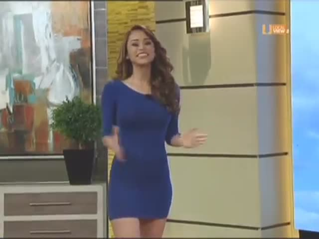 Why Is This Weather Broadcast The Most Popular TV Segment In Mexico?
