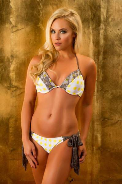 The Miss USA 2015 Contestants Sizzle in Swimwear