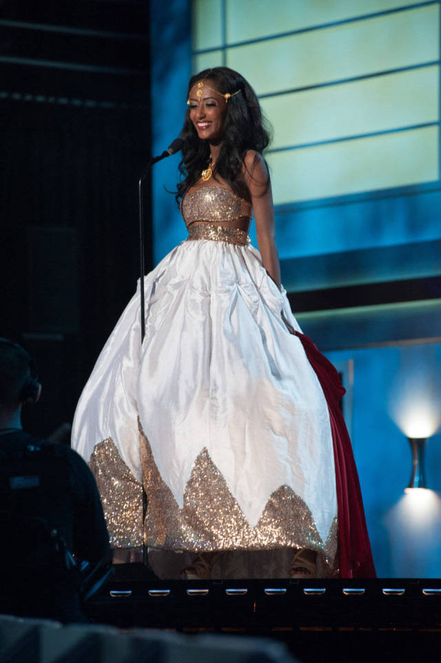 Culturally Diverse Costumes at the Miss Universe 2015 Pageant