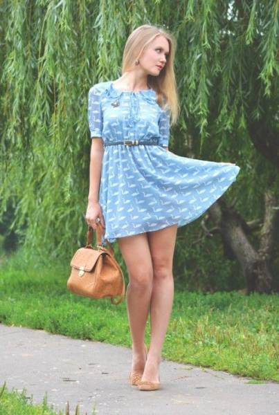 Summer Dresses are the Sexiest Sight around