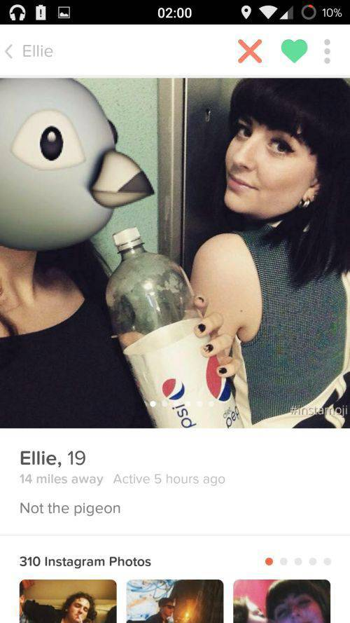 Tinder Profiles That Will Make You Look Twice