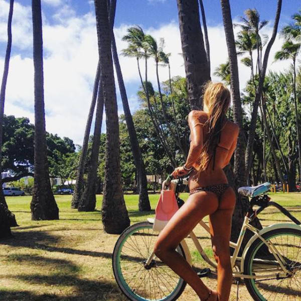 These Bike Riding Girls Will Put a Smile on Your Face