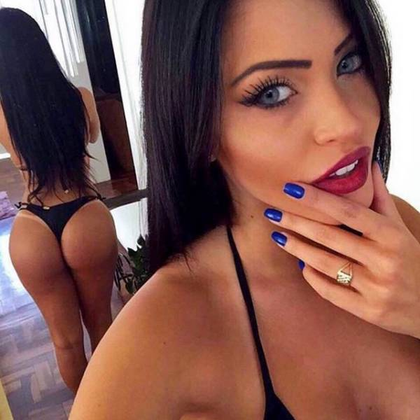 The Miss Bumbum Contestant Who Looks Just Like Megan Fox
