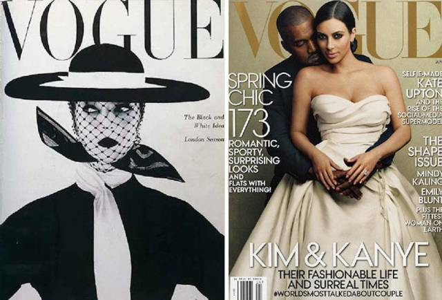 Magazine Covers Have Changed Dramatically Over Time