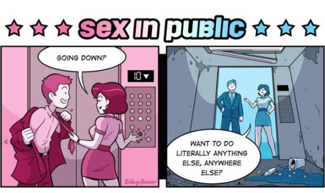 Sexual Fantasies Expectation vs. Reality