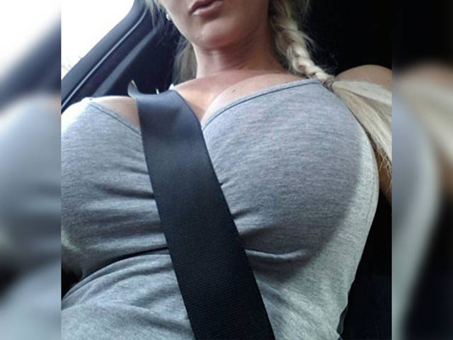 What's Not to Love about Strapped Boobs?