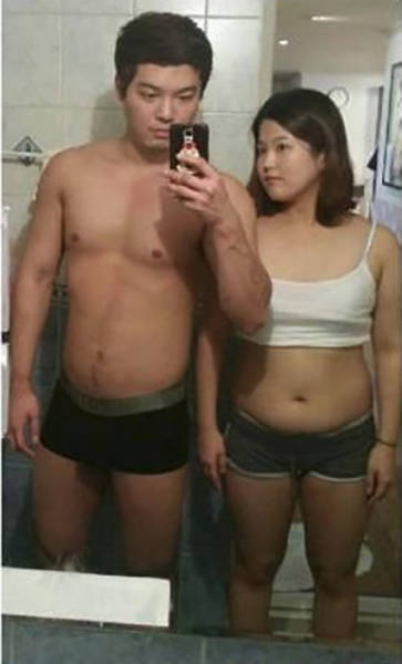What This Korean Couple Did Together Will Blow Your Mind