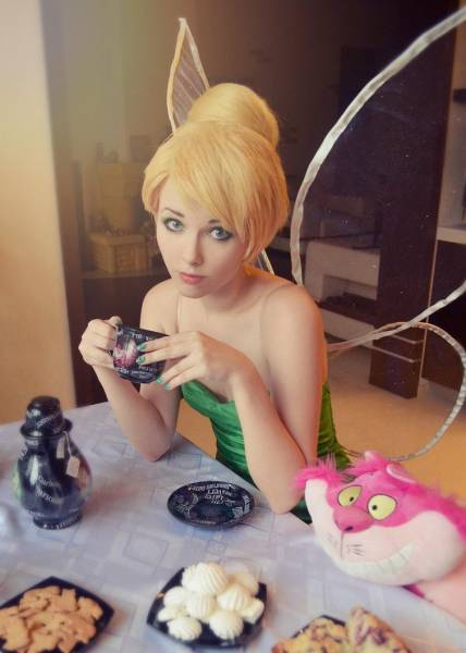 Helen Stifler Is the New Cosplay Goddess on the Block