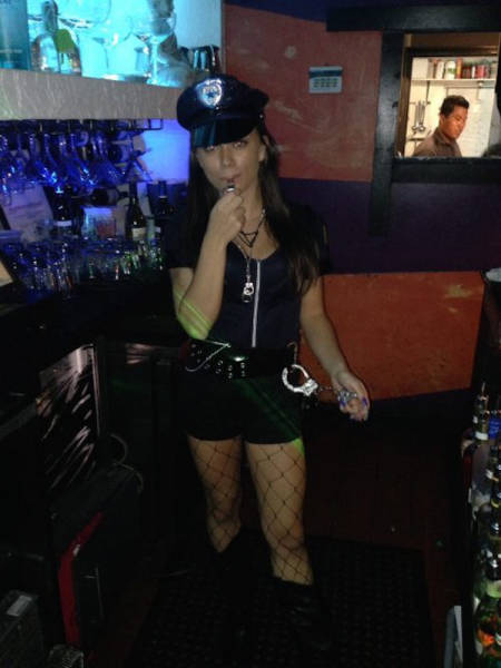 Girls Turn Up the Heat in Sexy Uniforms