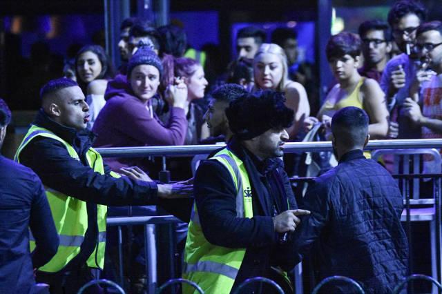 British Students Engage in a Little Drunken Debauchery