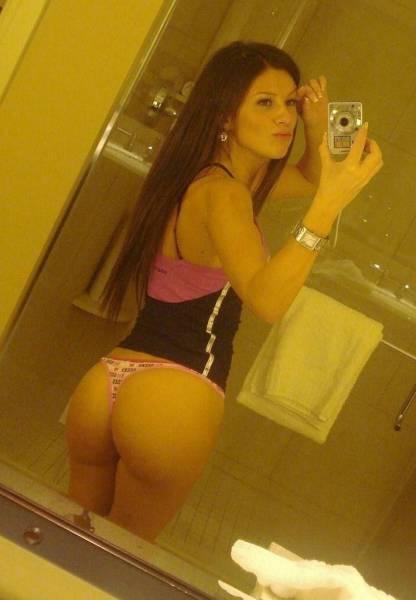 Beautiful Bums on Display