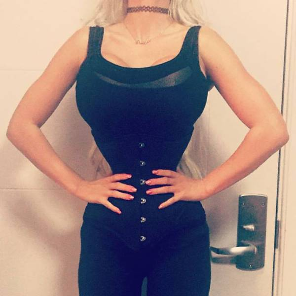 The Girl Who Has Spent a Small Fortune to Look Like a Cartoon Character