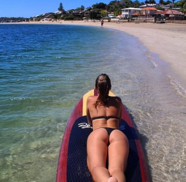 Sexy Surfer Girls Are One Thing We Simply Love about Summer
