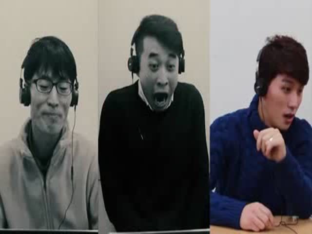 The Hilarious Reaction of Korean Guys Watching American Porn for the First Time