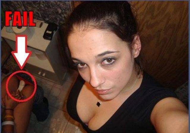 Girls Who Have Totally Gotten Being Sexy 100 Percent Wrong