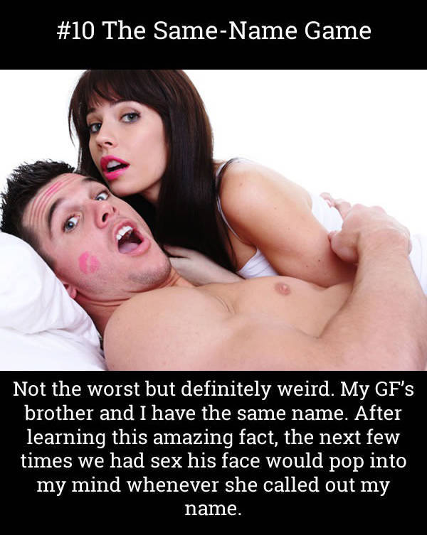 Things People Have Said During Sex That Are Instant Passion Killers