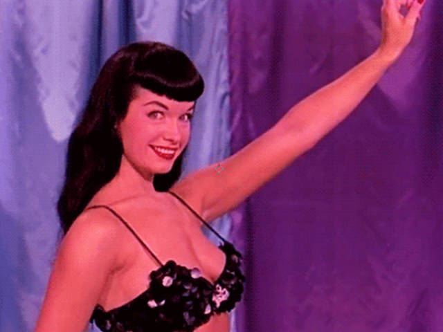 These Cute Betty Paige GIFs Will Make You Fall in Love All Over Again