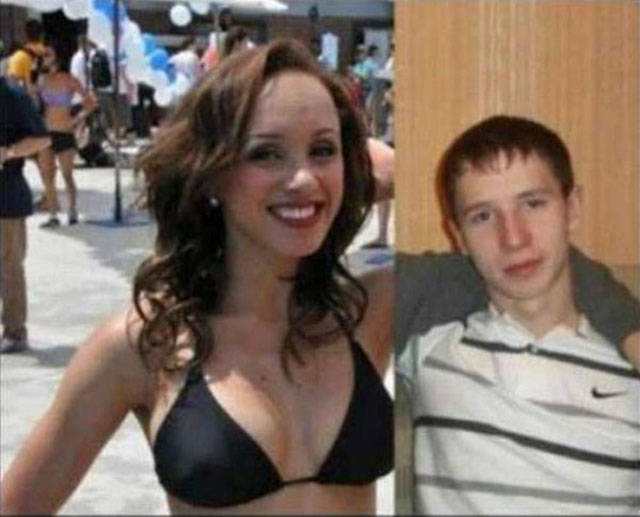 Guys Who Somehow Landed Super Hot Girls