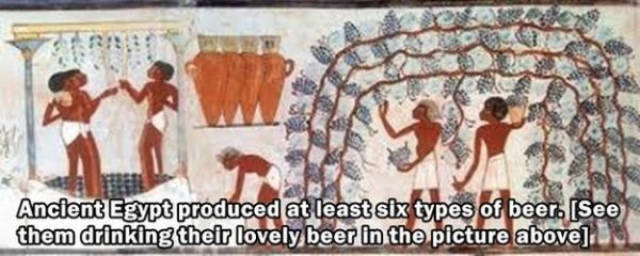 Some Strange but Interesting Historical Facts