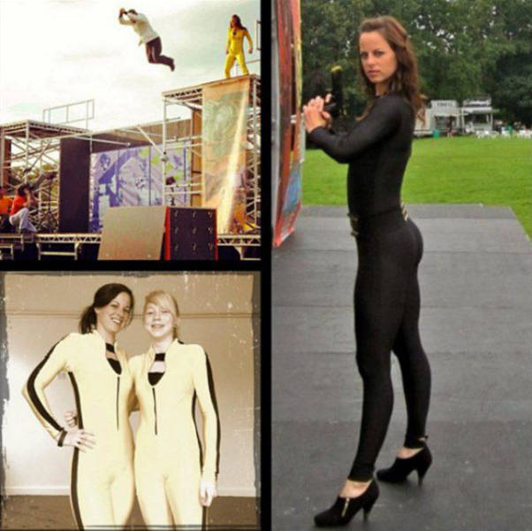 This Girl Is A Kick-Ass Stunt Double From Star Wars New Episode