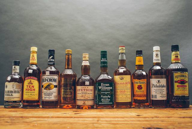 A Guide To A Different Types Of Whiskey