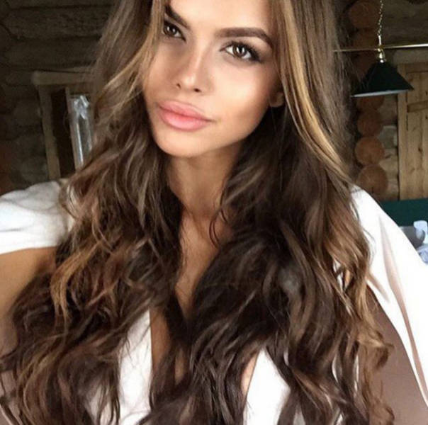 Pretty and Perky Russian Girls on Instagram