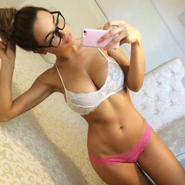 Girls Who Show How Sexy Glasses Can Be