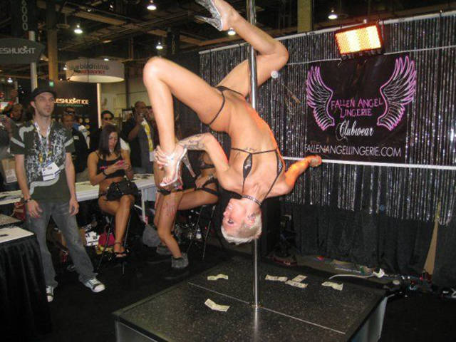 Pictures From Different Sex Shows And Parties That Will Make You Feel Hot
