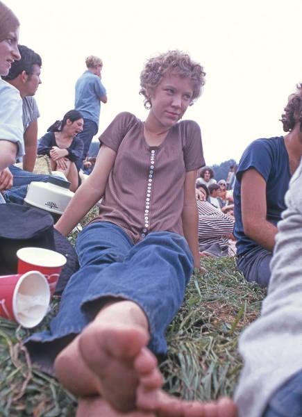 Blast From The Past: Woodstock Era Fashion