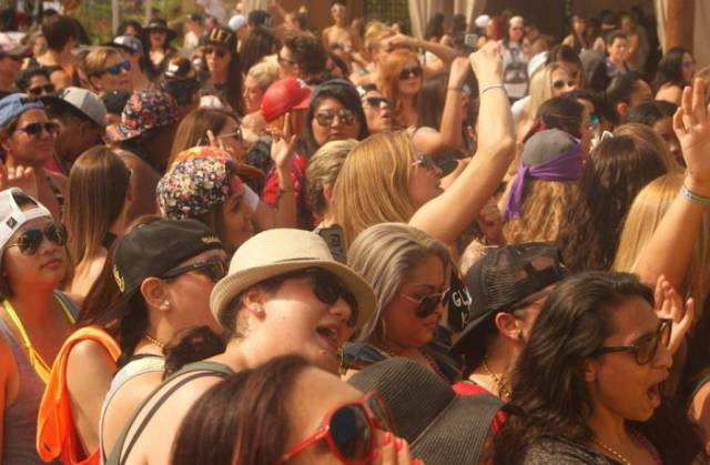 Only Girls Who Like Girls Are Allowed At This Music Festival