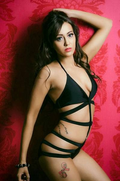 Teaching Assistant Gets Fired For Working As A Lingerie Model