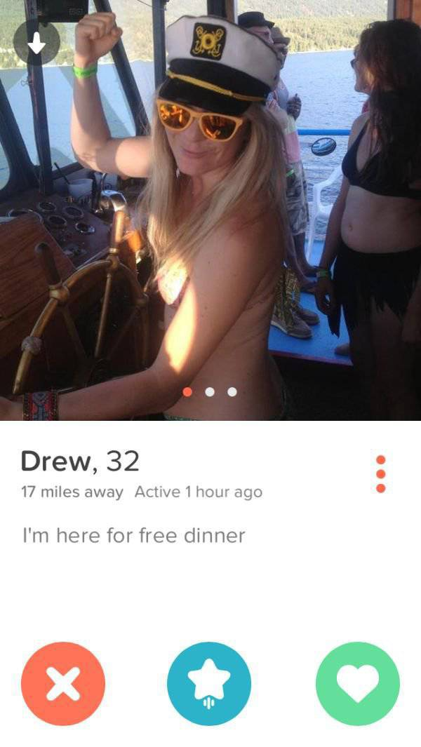 These Girls Get Right To The Point On Their Tinder Profiles