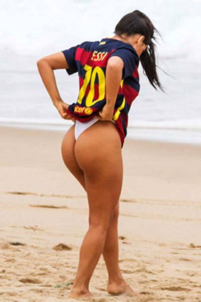 Brazilian Miss Bum Bum Gets Blocked By Lionel Messi On Facebook For Posting Hot Pics