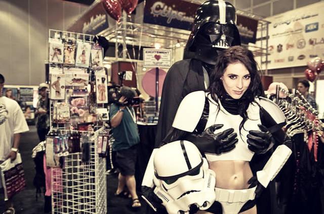 Smoking Hot Star Wars Cosplay Ladies That Will Brighten Your Day