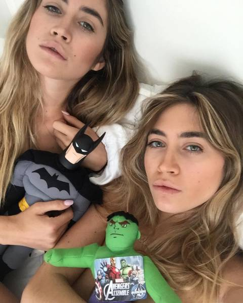 These Twins Sell Their Toys They Sleep With For $333. Would You Buy One Of Them?
