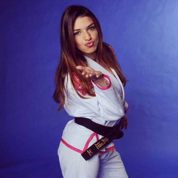 Watching Mackenzie Dern Fight Is Candy For The Eyes
