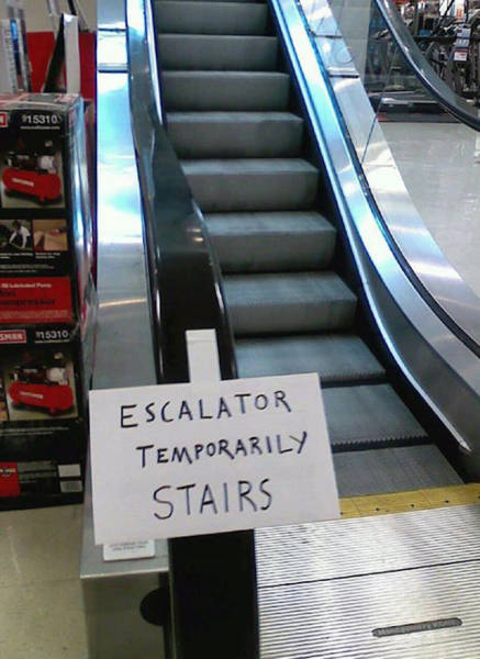 Sometimes When Sh#t Happens There Is No Escape...