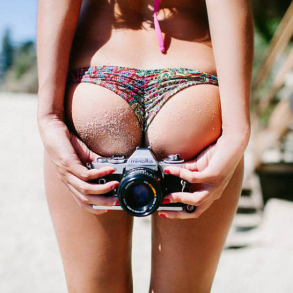 We Thank The Guy Who Invented The Camera