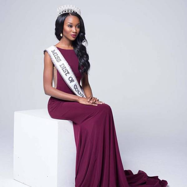 Hot American Soldier Became Miss USA 2016