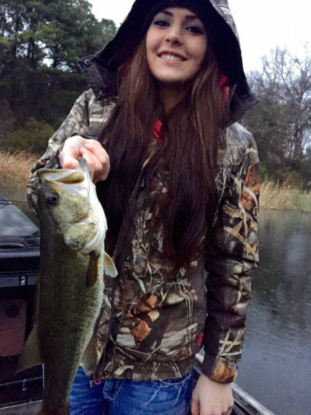 I Don't Like Fishing, But Will Happily Tag Along With These Girls