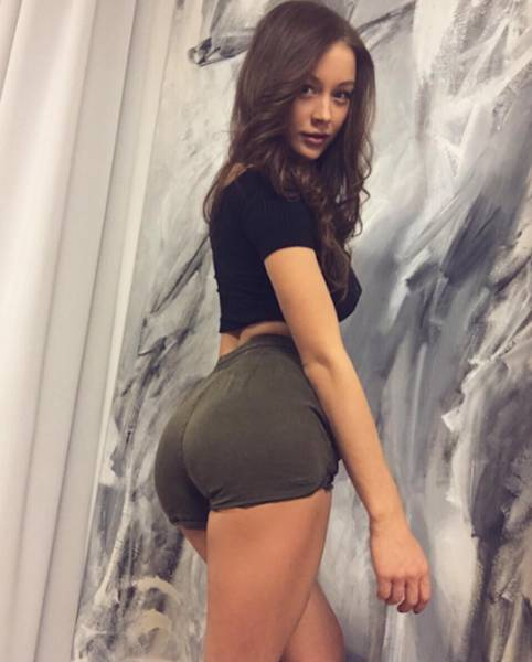 I Don't Know Who This Olga Katysheva Is, But She Is Some Nice Eye Candy